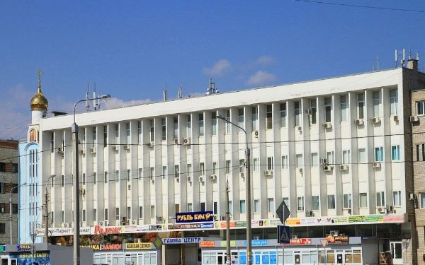 Торгово-офисный комплекс Гамма Центр