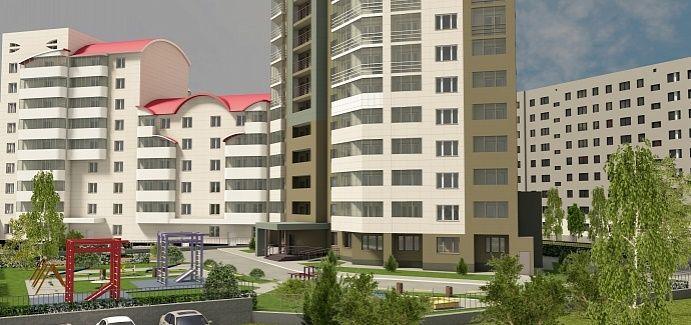 купить квартиру в ЖК ул. Папанинцев, 119