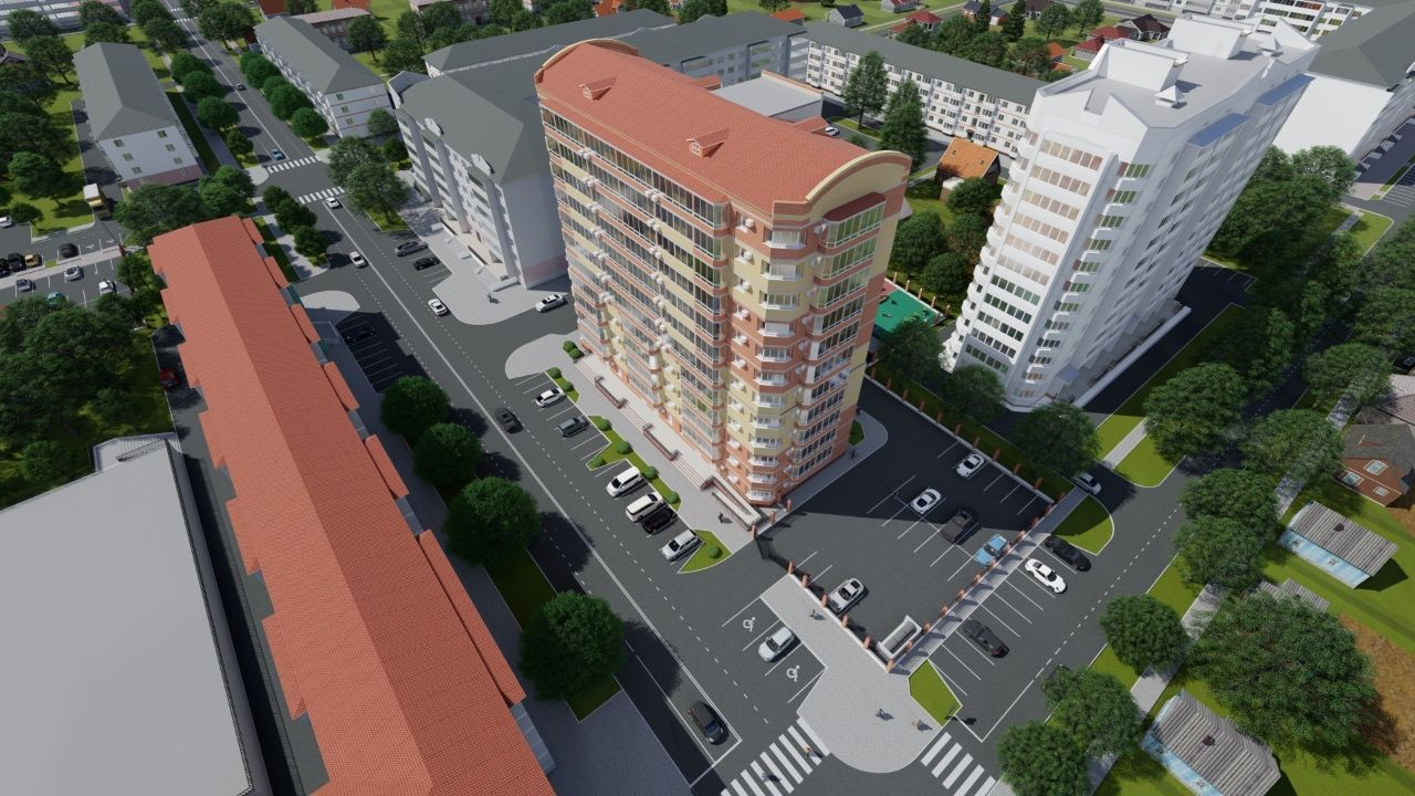 жилой комплекс Квартал 165
