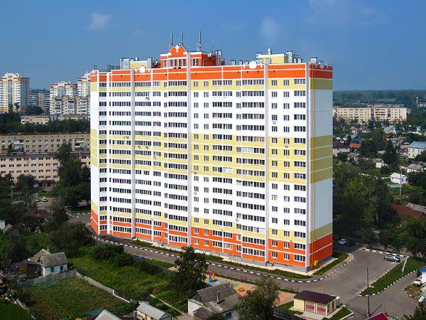 1-я Фотография ЖК «по ул. Горького, 172»