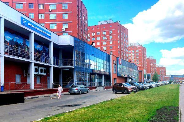 Торгово-офисный комплекс на ул. Соколово-Мещерская, 25
