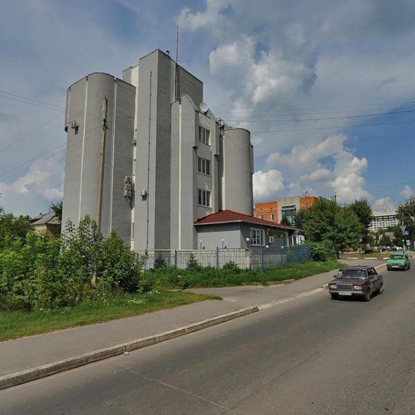 Офисное здание на ул. Фокина, 143