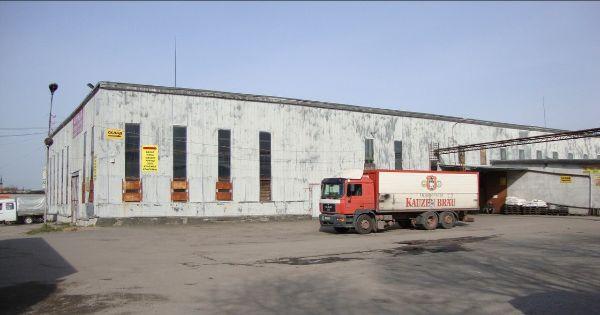 Производственно-складской комплекс на Московском проспекте, 185А