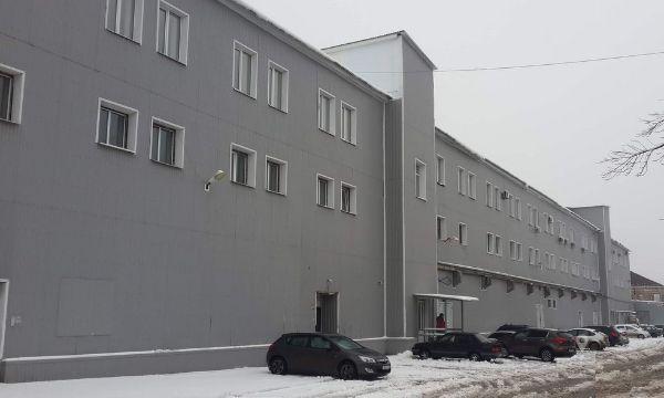 Производственно-складской комплекс на ул. Гвардейская, 2А