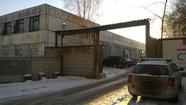 Производственно-складской комплекс на ул. Каслинская, 1А