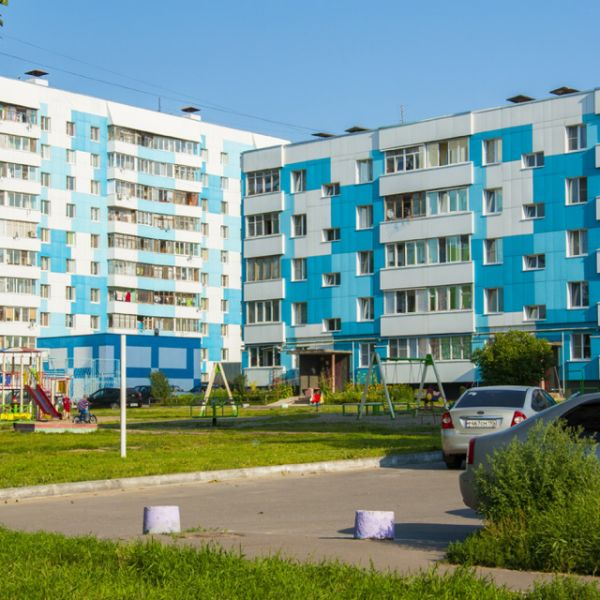 1-я Фотография ЖК «Новоокский»