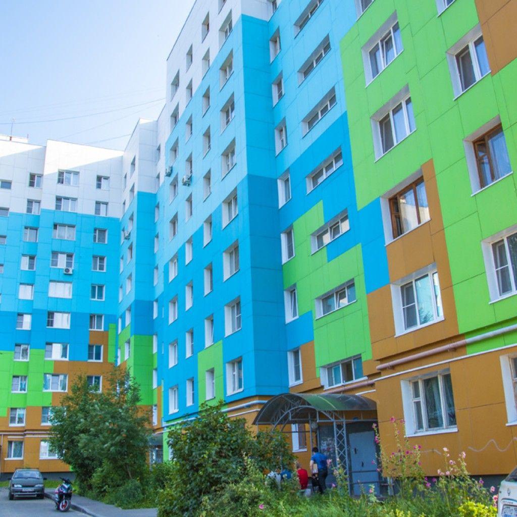 купить квартиру в ЖК Новоокский