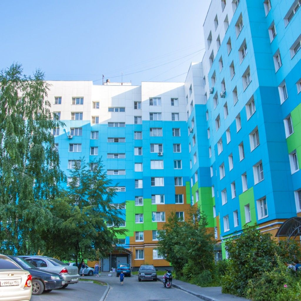 продажа квартир Новоокский