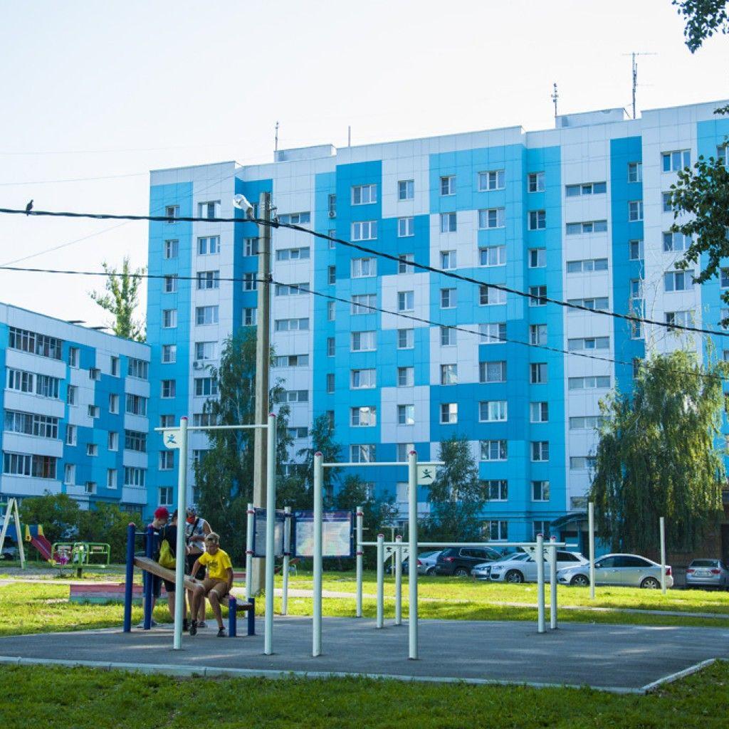 жилой комплекс Новоокский