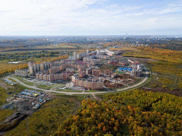 1-я Фотография ЖК «мкр Новый город»