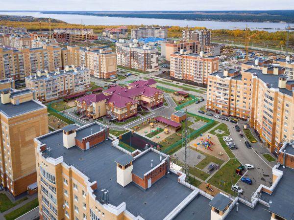 3-я Фотография ЖК «мкр Новый город»