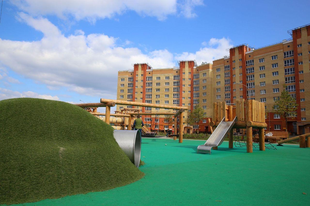 жилой комплекс мкр Новый город