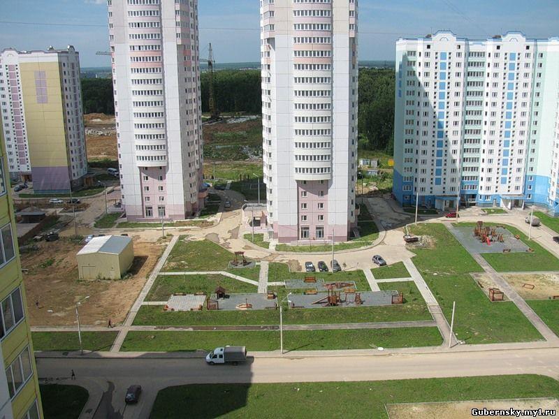 жилой комплекс Губернский