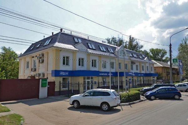 Отдельно стоящее здание на проспекте Труда, 123