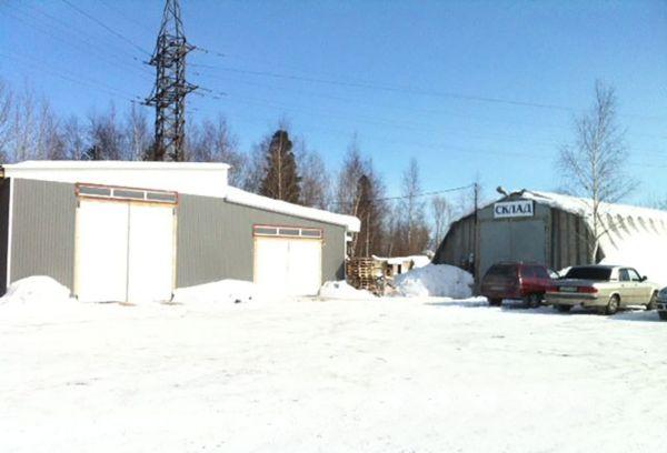 Производственно-складской комплекс на ул. Авиаторов, 2А