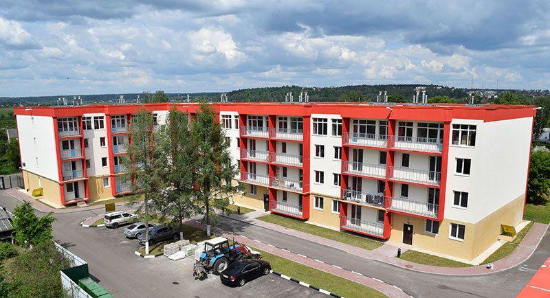 жилой комплекс Шихово
