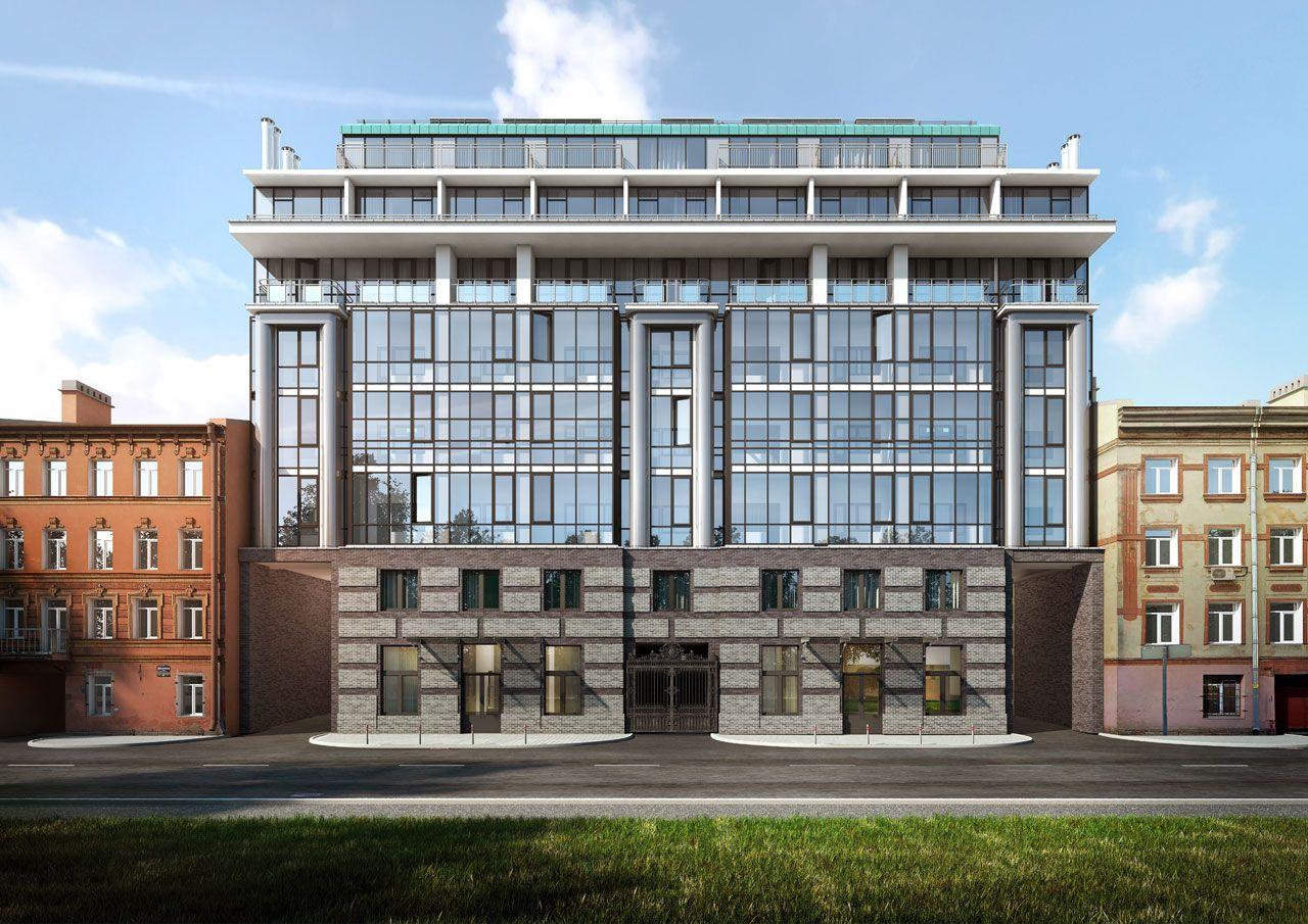 жилой комплекс Днепропетровская, 37