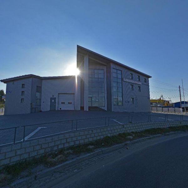 Торгово-офисный комплекс на ул. Землячки, 39Г