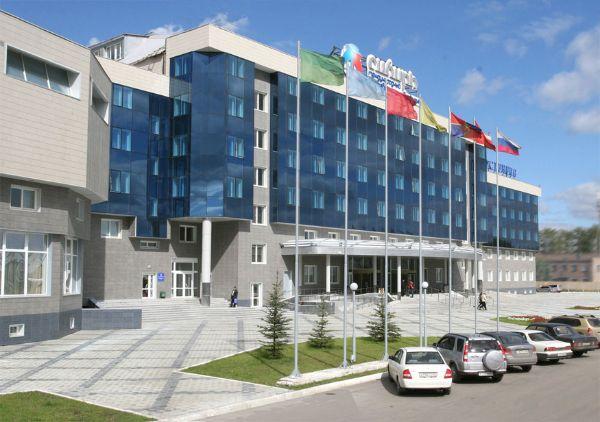Бизнес-центр Сибирь
