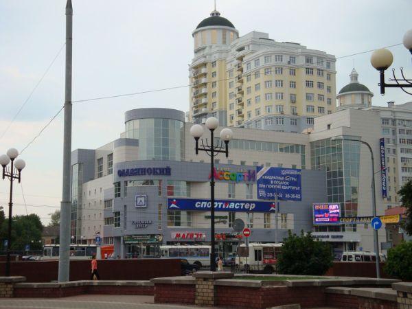 Торгово-офисный комплекс Славянский