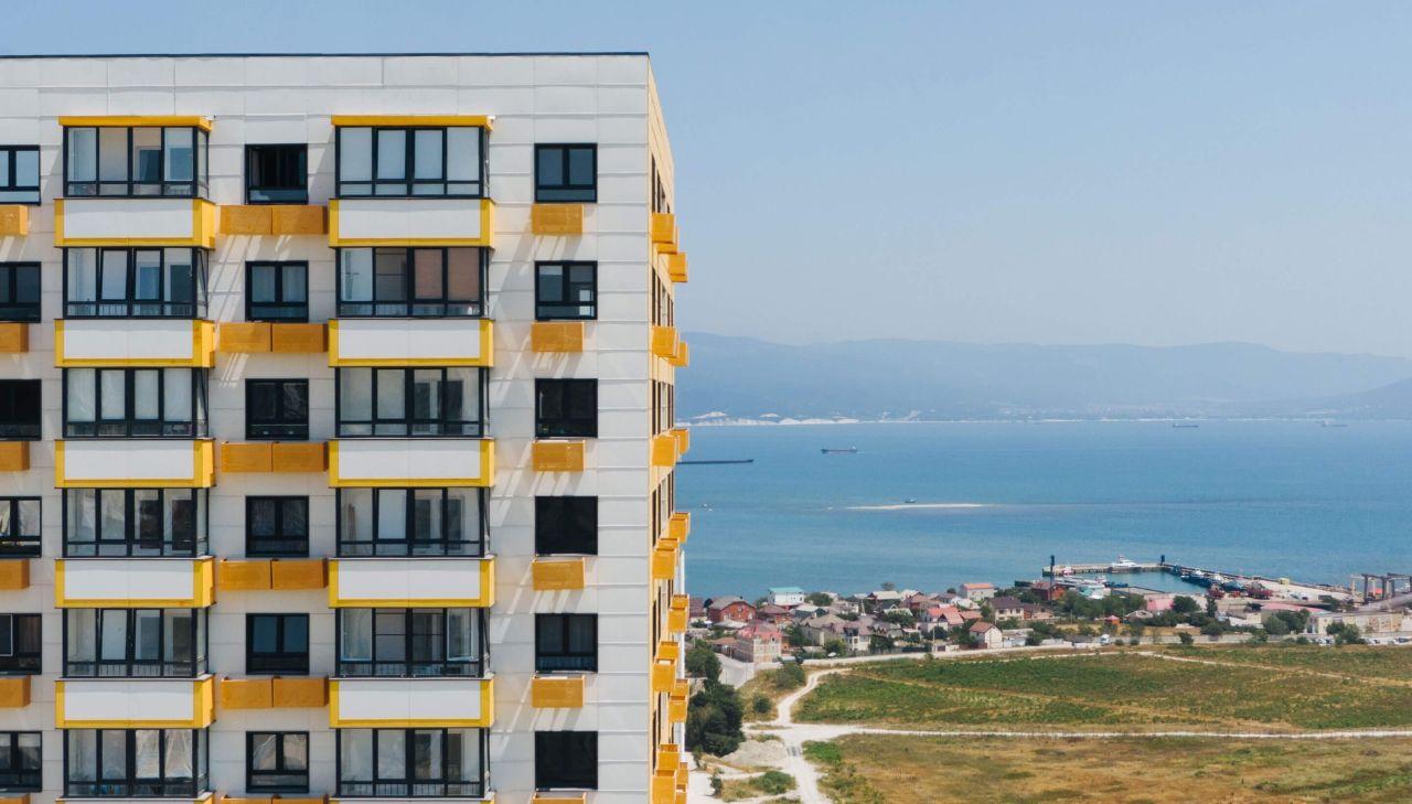 жилой комплекс Черноморский