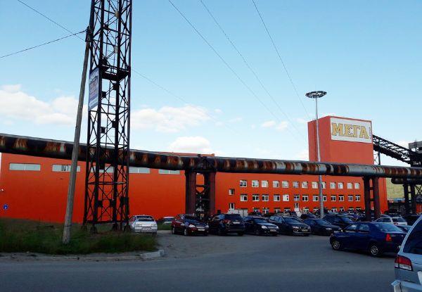 Торгово-складской комплекс Мегастрой