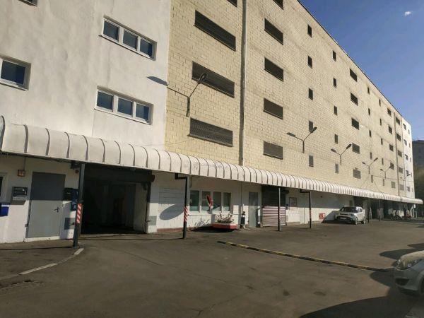 Офисное здание на ул. Введенского, 23Ас3