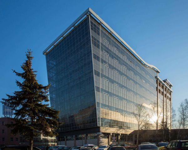 Бизнес-центр На Дмитровской