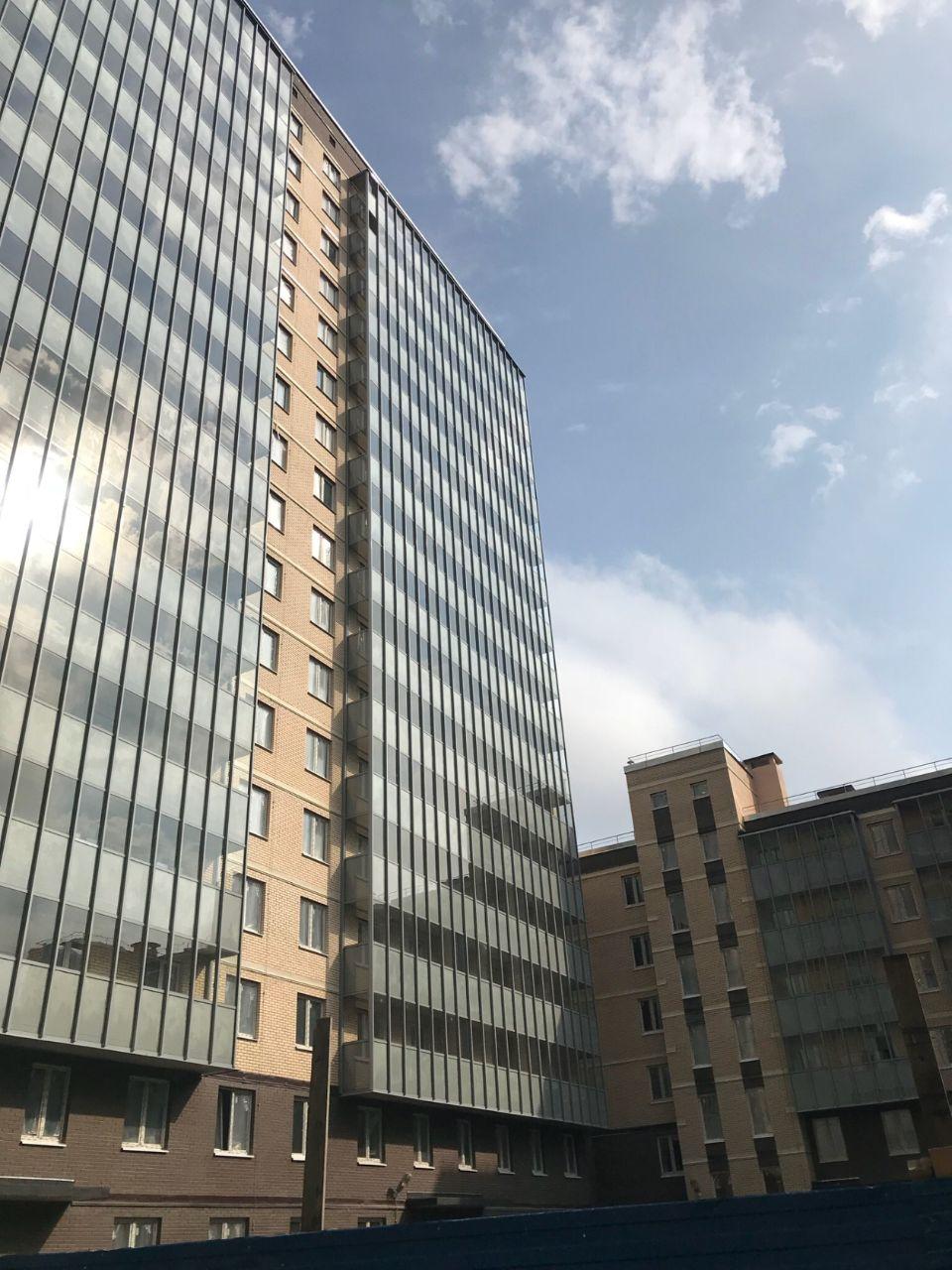 жилой комплекс в Кировске