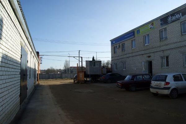 Складской комплекс в Трудовом проезде, 18