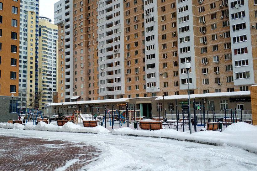 жилой комплекс Маяк (Комсомольская, 2)