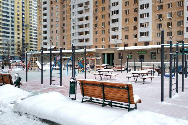 3-я Фотография ЖК «Маяк (Комсомольская, 2)»