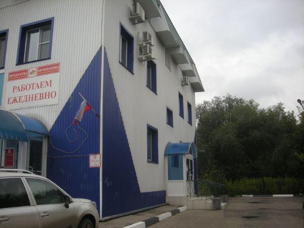 Отдельно стоящее здание на ул. Краснопролетарская, 10А