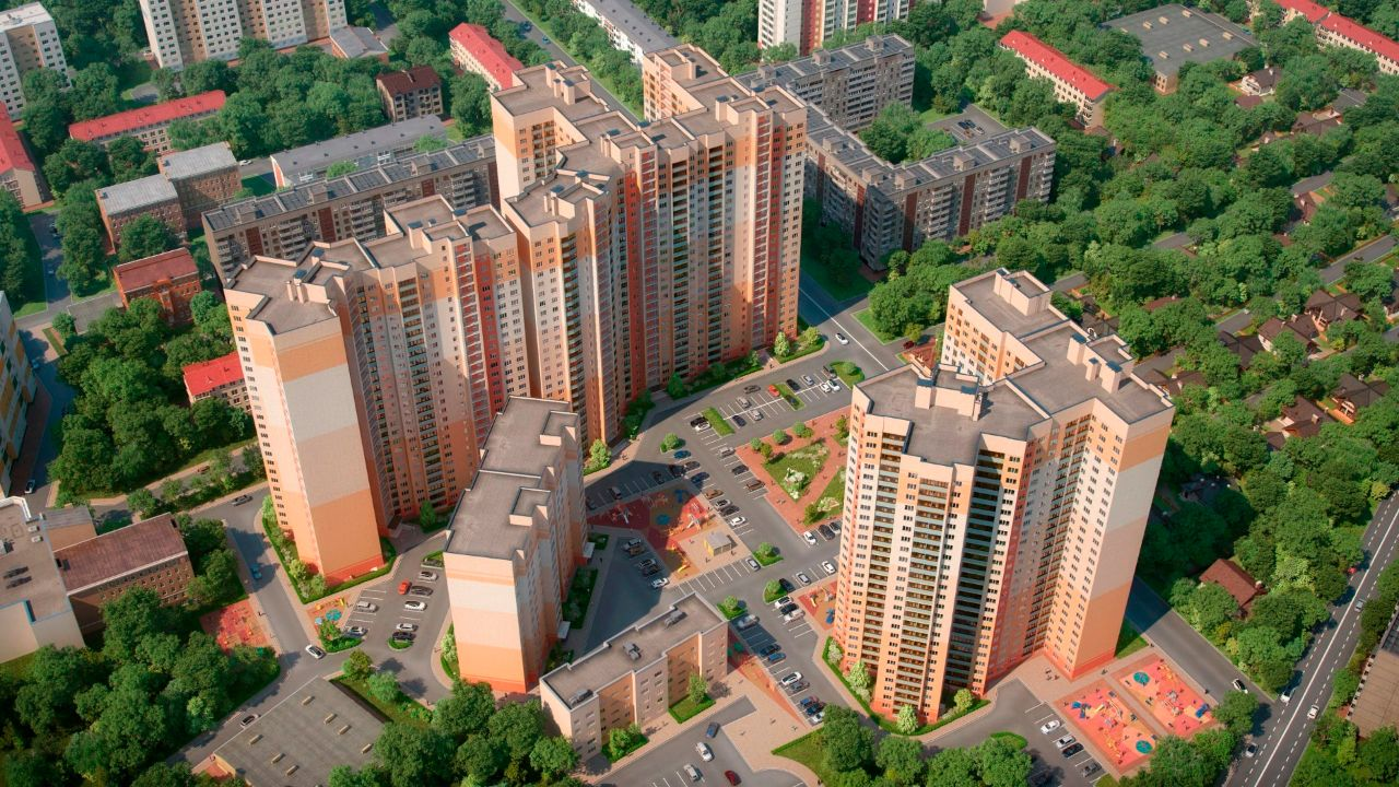 фото ЖК Ильинский
