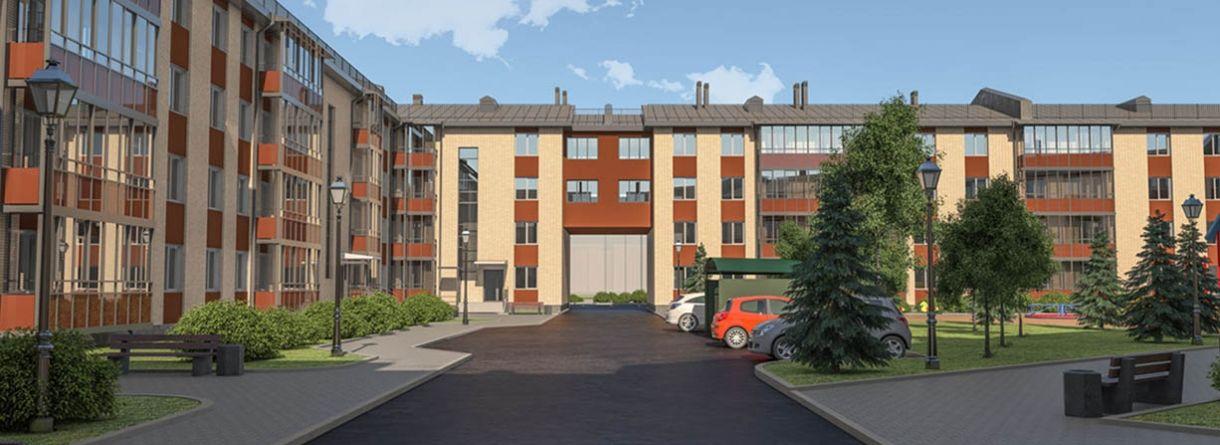 жилой комплекс ЭкспоГрад 4