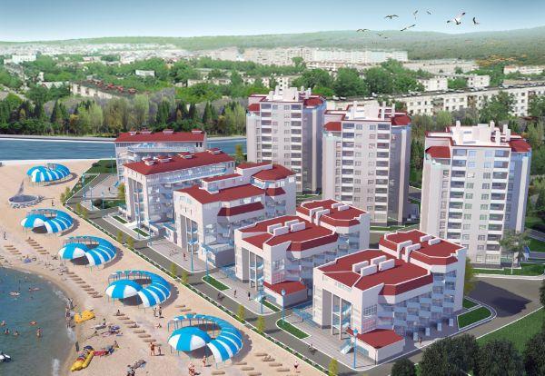 1-я Фотография ЖК «Черноморская набережная»