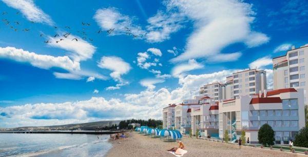 2-я Фотография ЖК «Черноморская набережная»