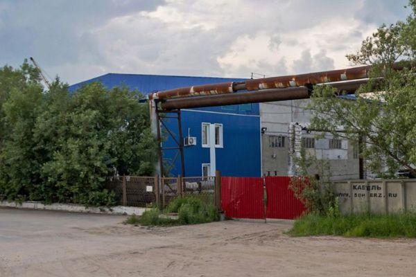 Производственно-складской комплекс на ул. Северная, 1П