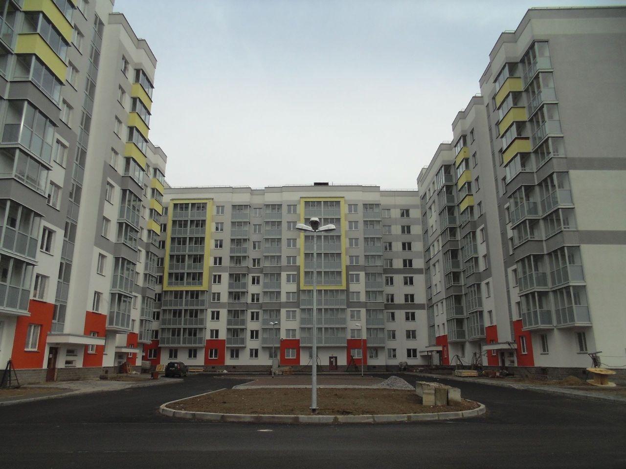купить квартиру в ЖК Дом в посёлке Романовка