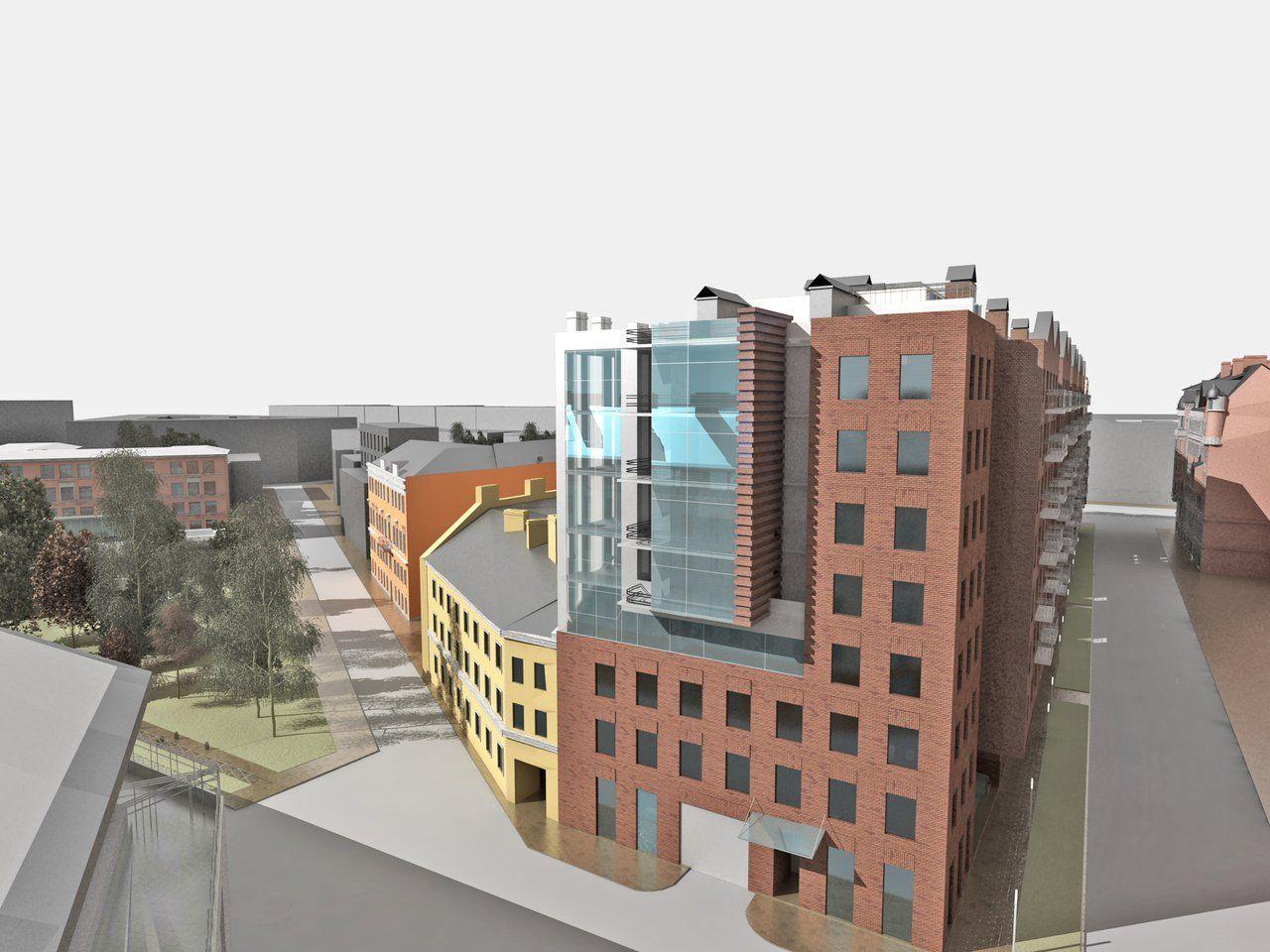 жилой комплекс Лиговский 123