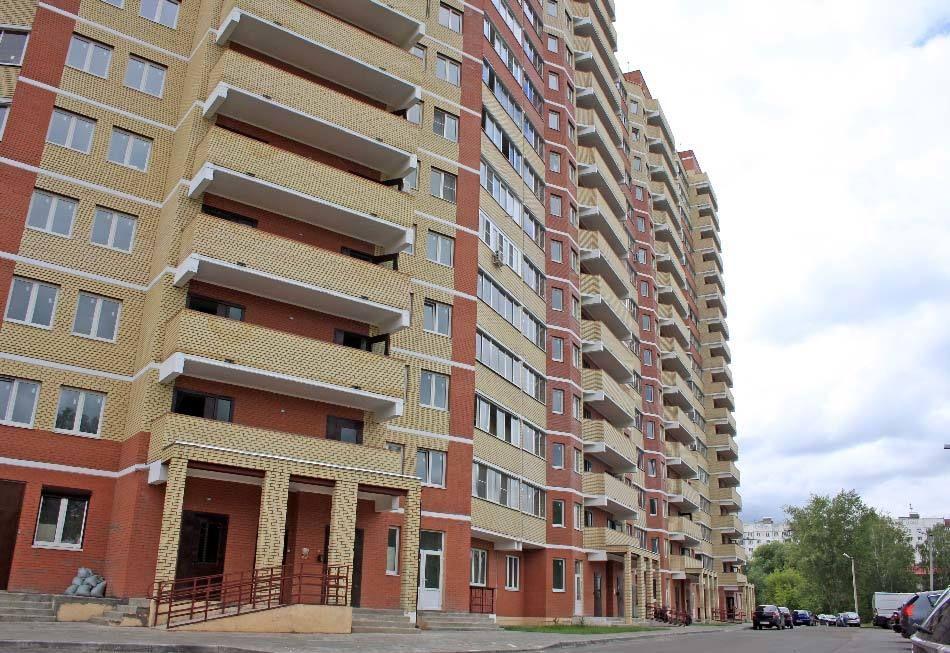 жилой комплекс ул. Стахановская 40А