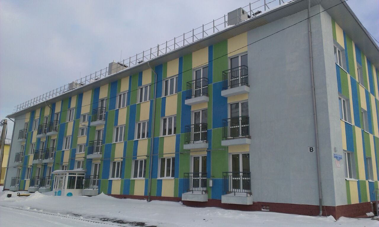 фото ЖК Рябиновка