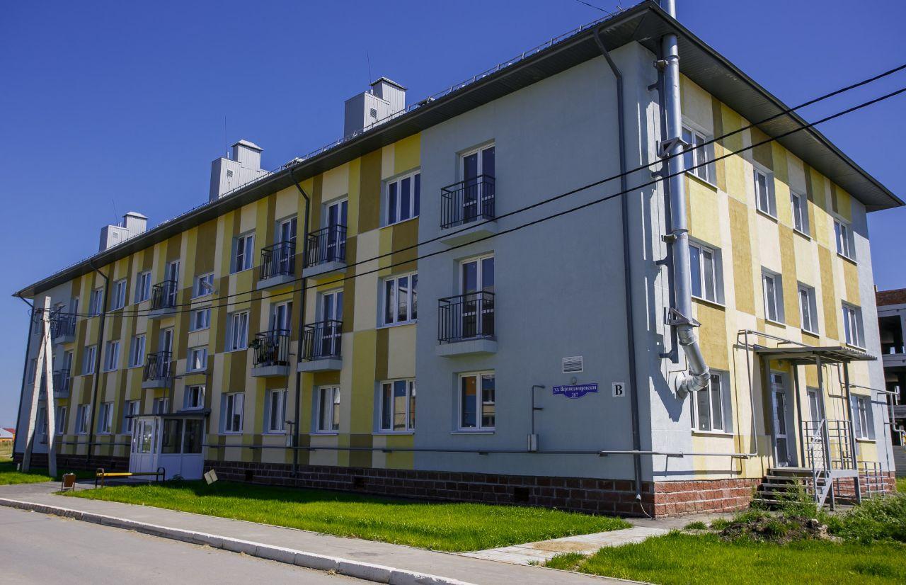 жилой комплекс Рябиновка