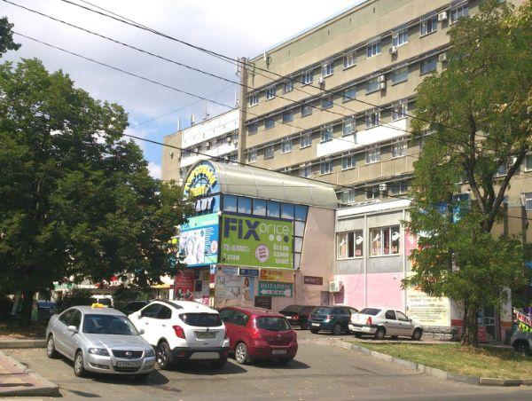 Торгово-офисный комплекс Пилот