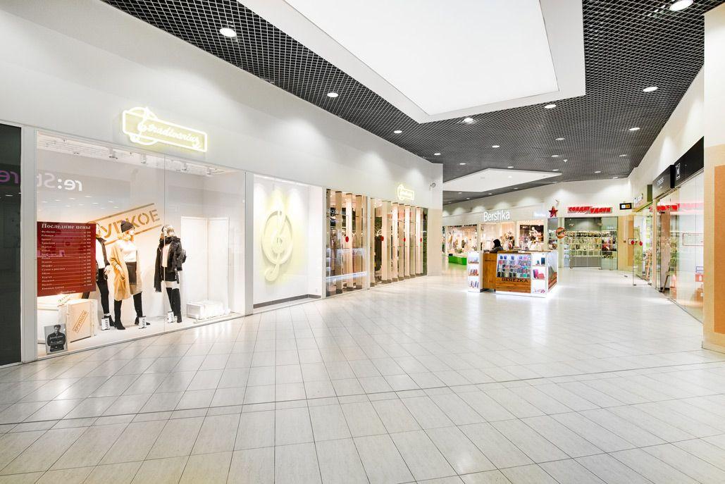 Торгово-развлекательном центре Сити Молл