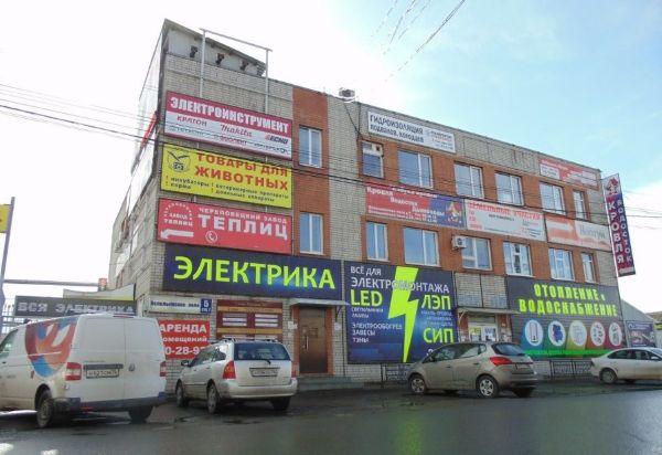 Торгово-офисный комплекс на ул. Вспольинское Поле, 2