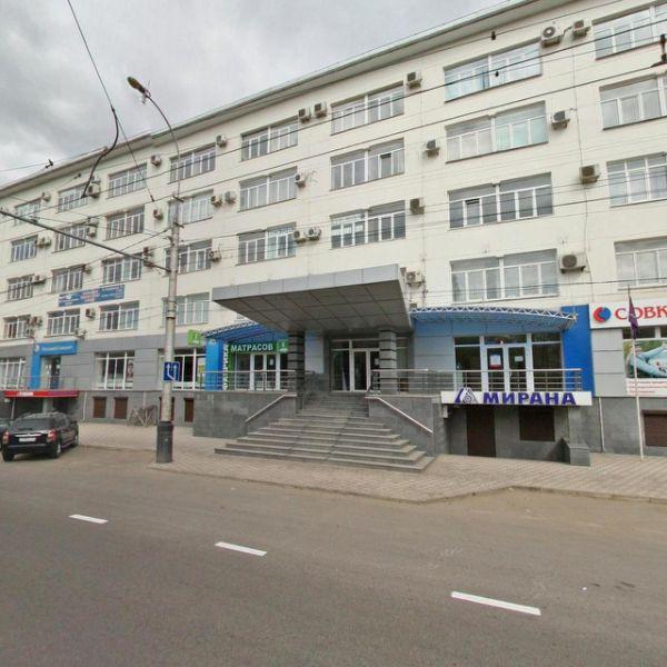 Торгово-офисный комплекс на ул. Старокубанская, 118