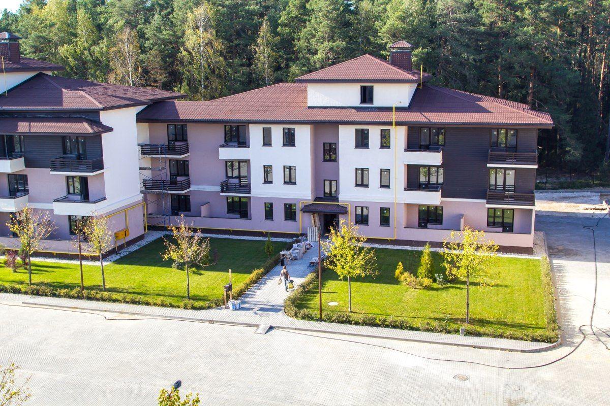 продажа квартир Лесной