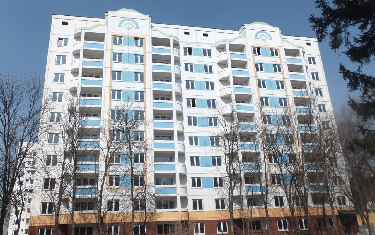 жилой комплекс на ул. 1-ая Ревсобраний
