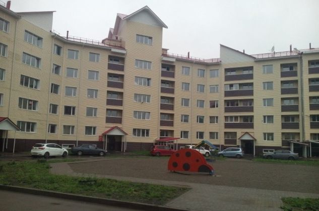 жилой комплекс мкр. Алгаир-2